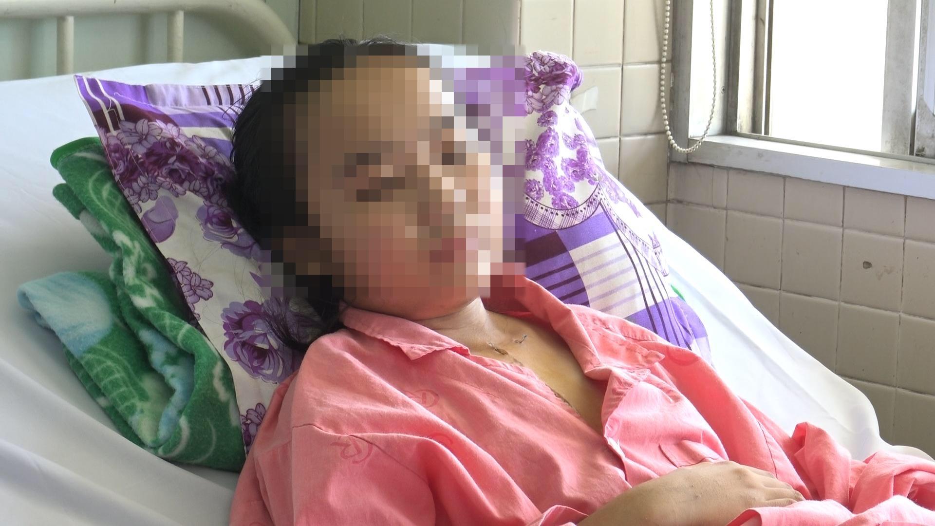 Cô gái 19 tuổi hồi phục nhanh chóng và đã có đường thở bình thường như bao người