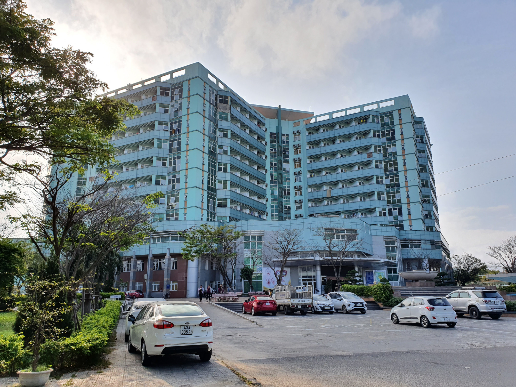 Bệnh viện Phụ sản-Nhi Đà Nẵng