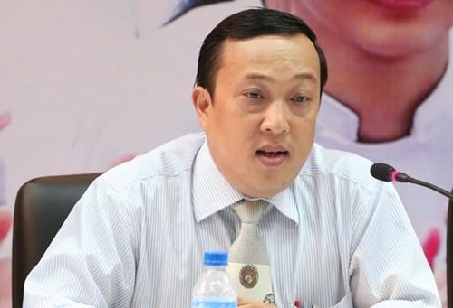Phó trưởng phòng Đào tạo Lê Văn Hiển thông tin các điểm mới trong tuyển sinh