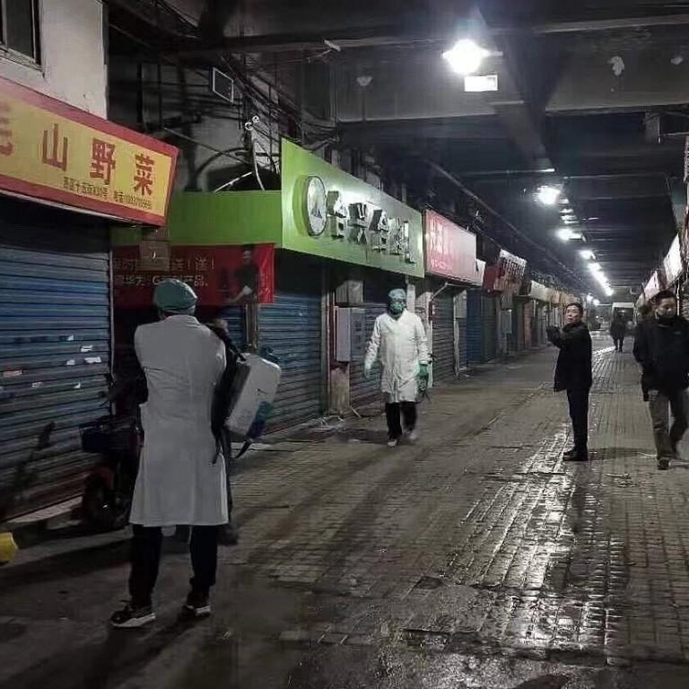 Báo cáo cho thấy nhiều trường hợp đã bị lây bệnh từ một ngôi chợ ở thành phố Vũ Hán.