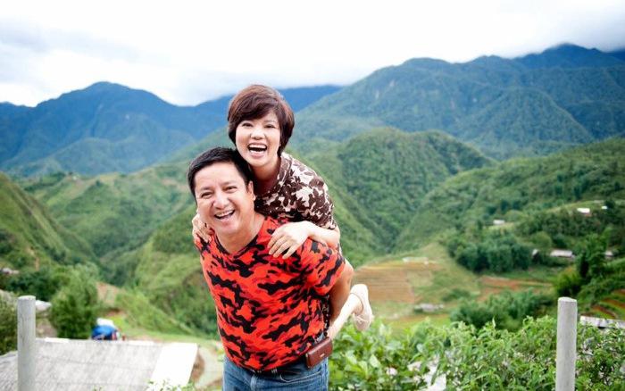 7 năm yêu, hơn 30 năm chung sống nhưng cuối cùng Chí Trung và Ngọc Huyền vẫn ly hôn.