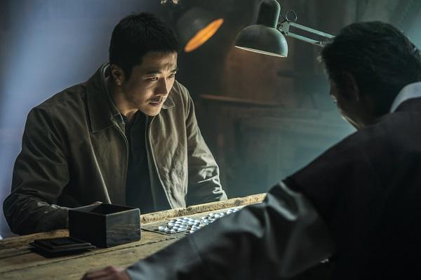 Kwon Sang Woo trên phim