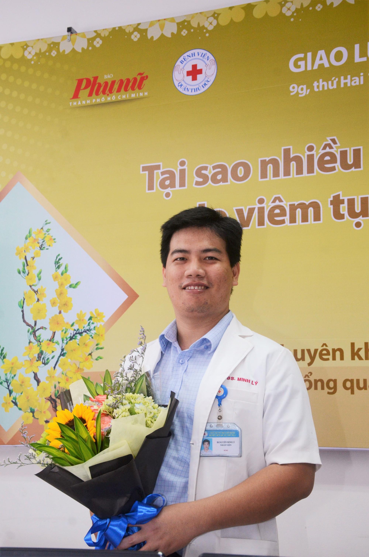 Bác sĩ Nguyễn Minh Lý