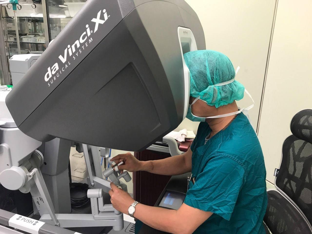 Máy móc hiện đại ở Bệnh viện Quận Thủ Đức