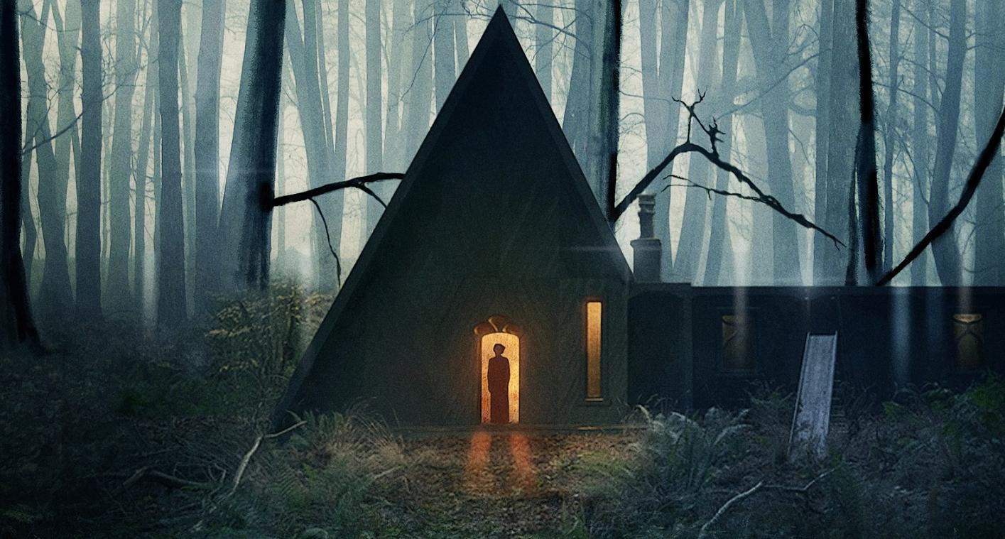 Hình ảnh ngôi nhà kỳ bí trên phim