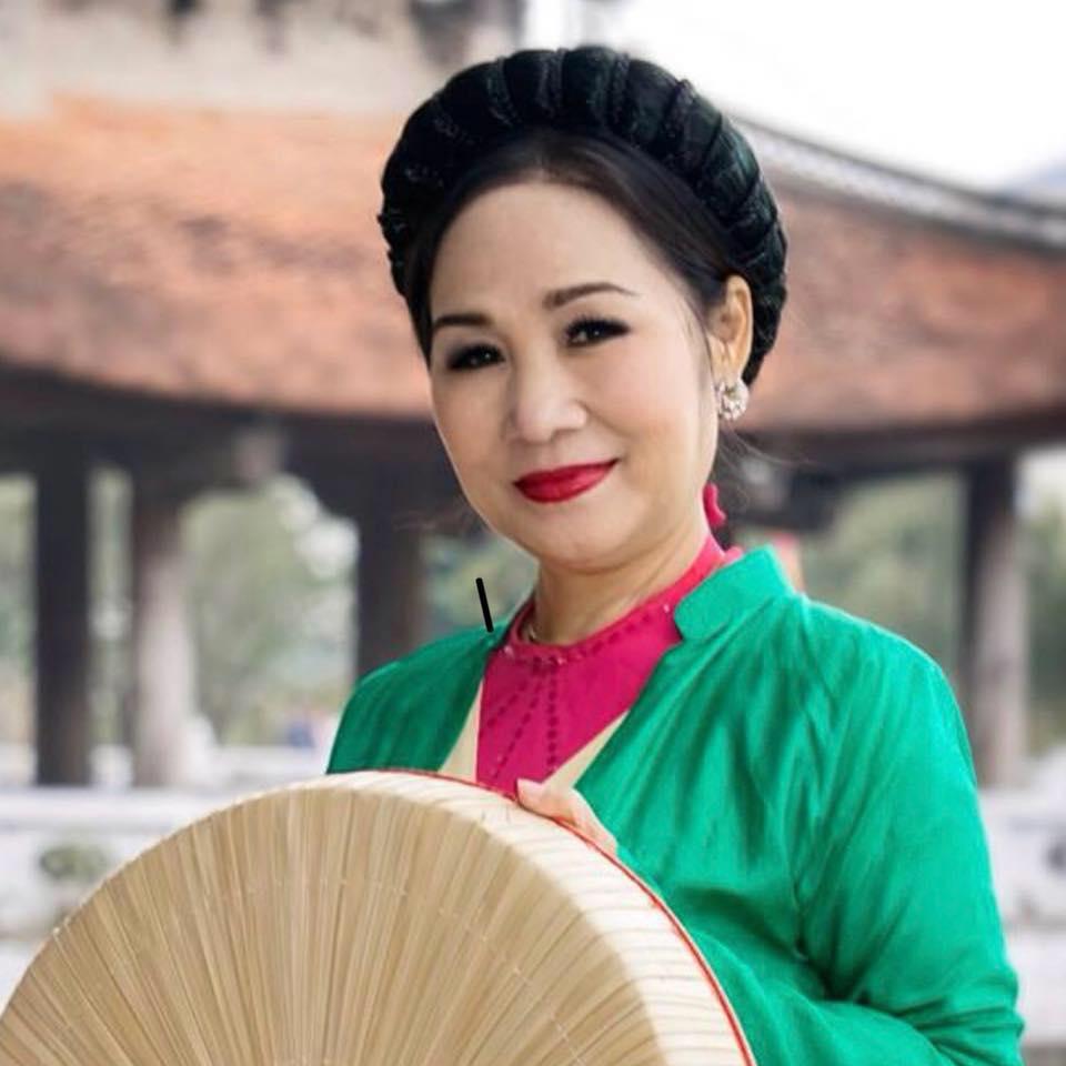 NSND Trịnh Thuý Mùi