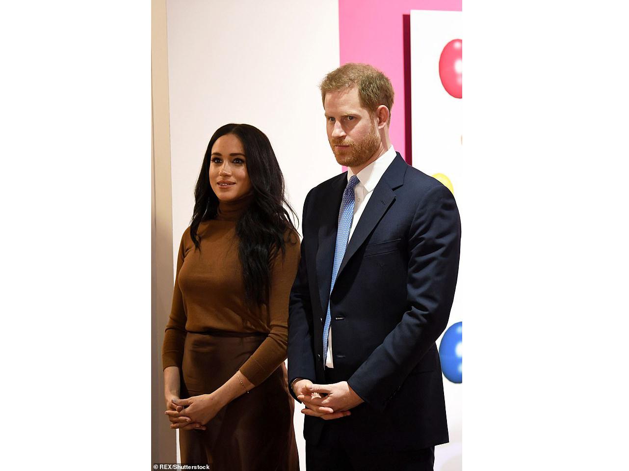 Vợ chồng Harry – Meghan - Ảnh: Getty Images