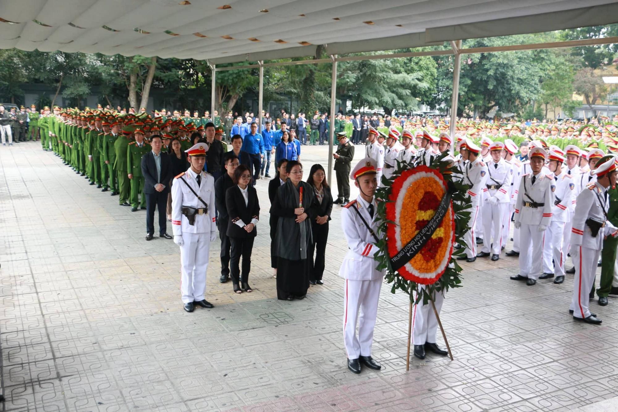 Đoàn TƯ Hội liên hiệp Phụ nữ Việt Nam