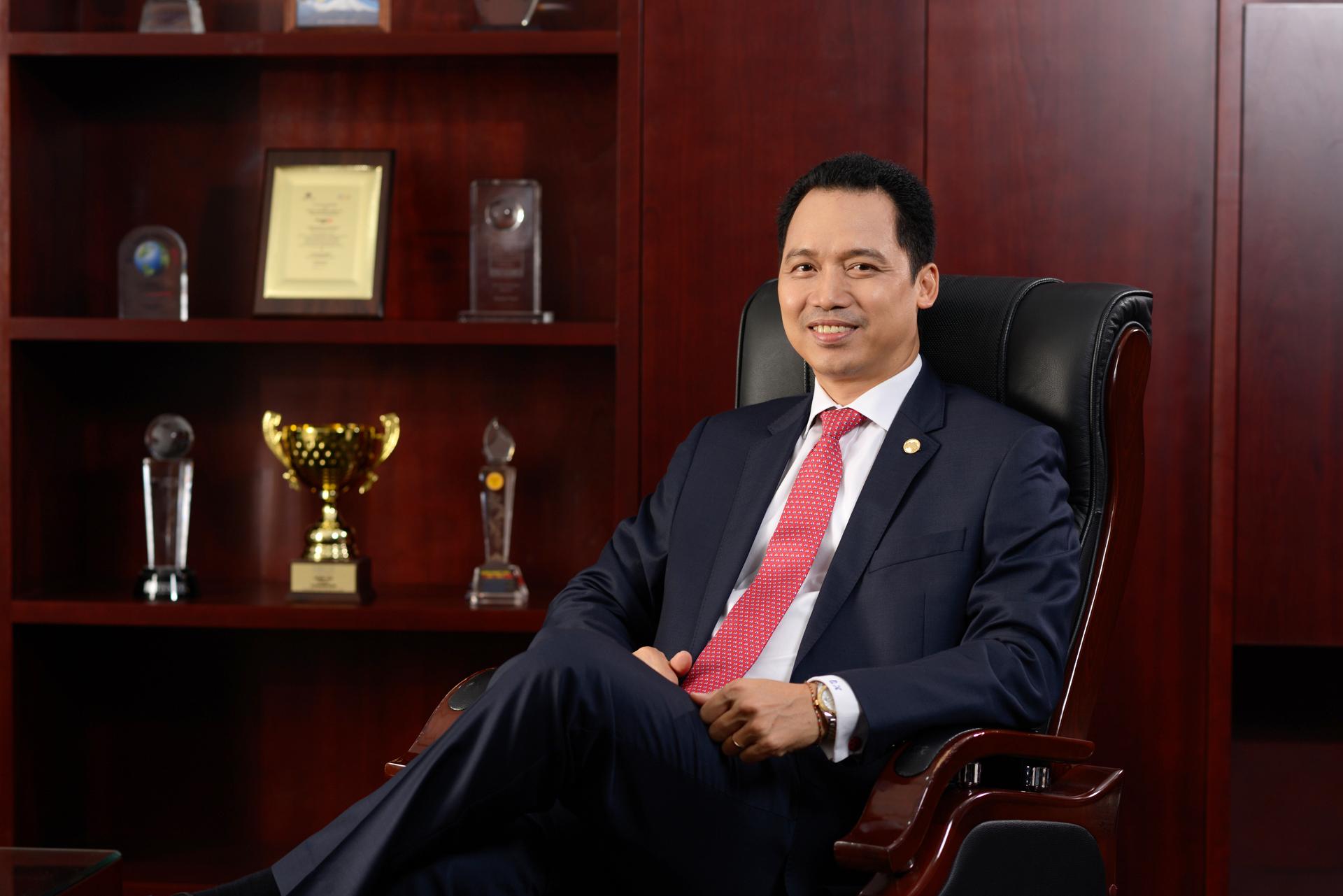 Ông Huỳnh Bửu Quang được bổ nhiệm làm Phó chủ tịch thường trực HĐQT MSB