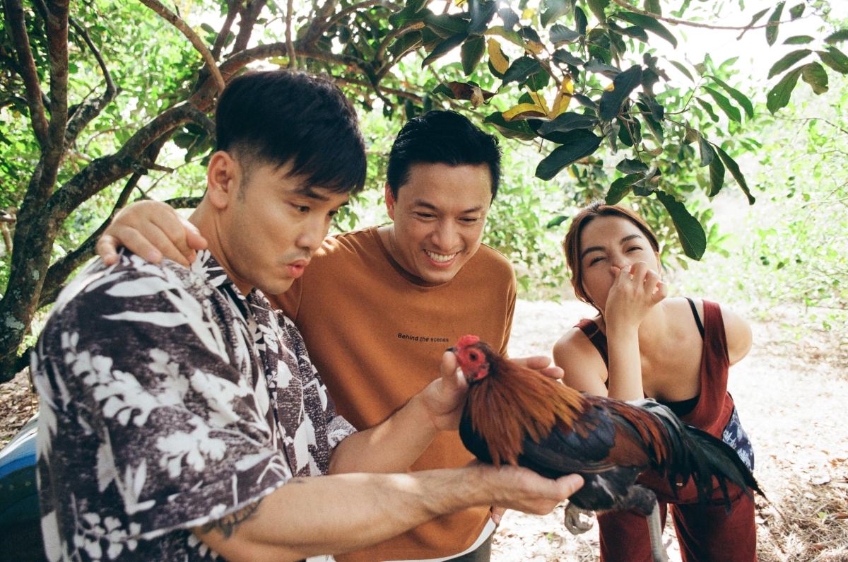 Ưng Hoàng Phúc, Lam Trường, Phạm Quỳnh Anh cũng xuất hiện trên MV Xuân về con cũng về