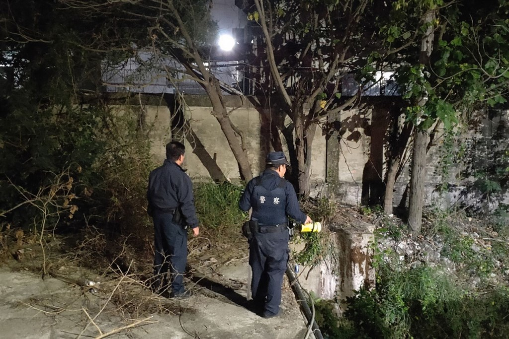 Cảnh sát truy tìm thủ phạm. Ảnh: Focus Taiwan