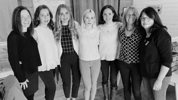 Tuần này Meghan mới đến thăm tổ chức từ thiện của các cô gái ở Vancouver (Canada) - Ảnh: AFP
