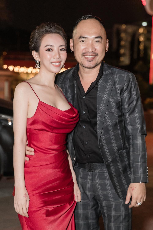 Diễn viên Thu Trang - Tiến Luật