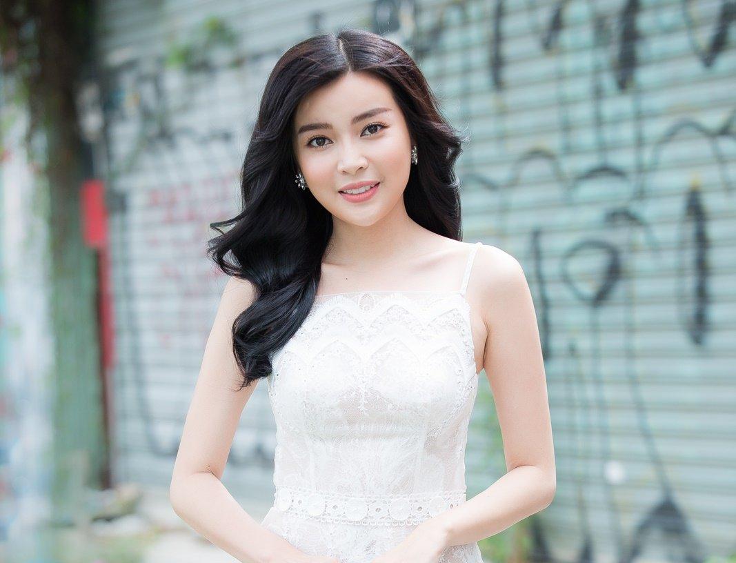 Diễn viên Cao Thái Hà trong năm qua được chú ý với vai diễn mợ Hai Sáng trong phim Tiếng sét trong mưa