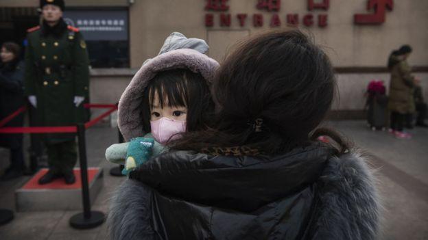 Truyền thông nhà nước Trung Quốc báo cáo coronavirus Vũ Hán đã giết chết 6 người - Ảnh: Xinhua