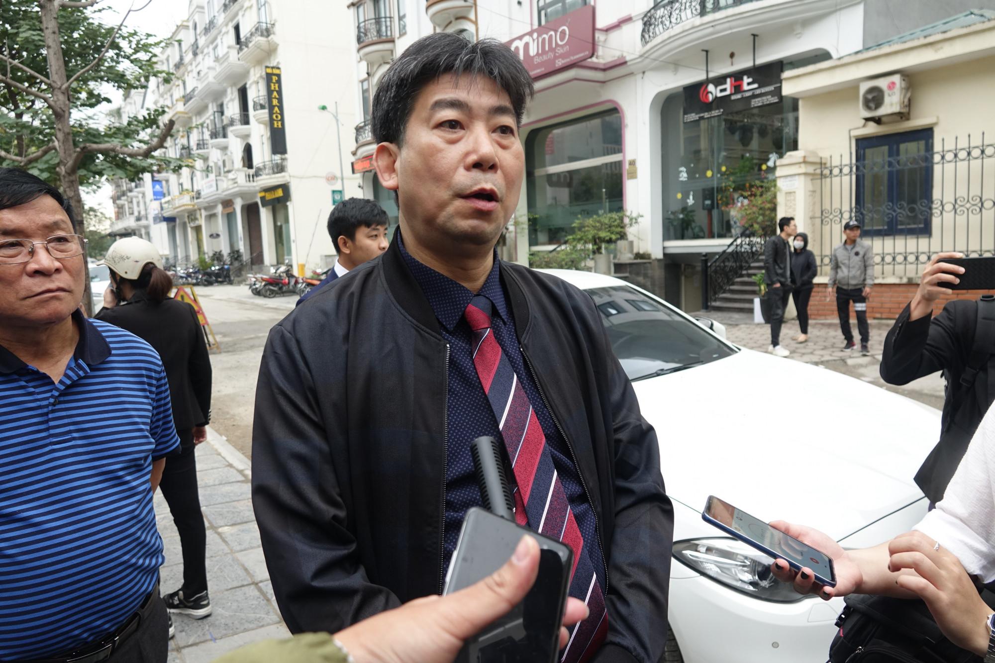 Luật sư Nguyễn Thanh Sơn