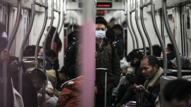 Tàu điện ngầm Vũ Hán sẽ tạm thời đóng cửa - Ảnh: Getty Images