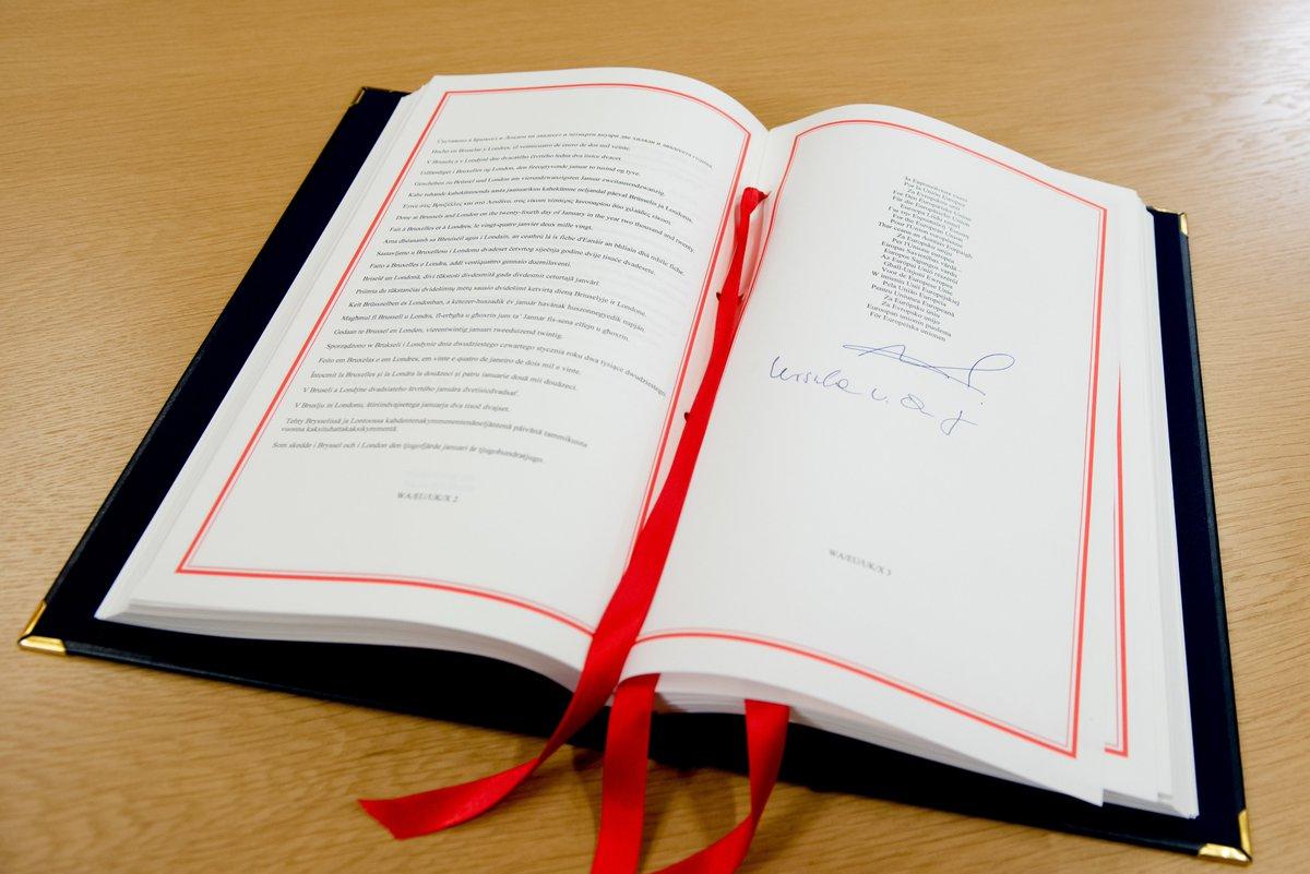 Văn kiện cần được Nghị viện châu Âu bỏ phiếu thông qua vào tuần tới trước khi chính thức có hiệu lực.