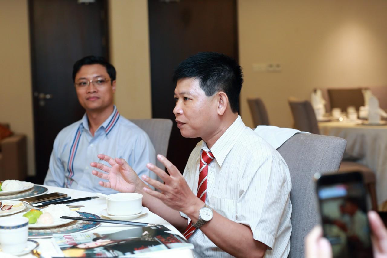 Chuyên gia kinh tế Nguyễn Hoàng Dũng