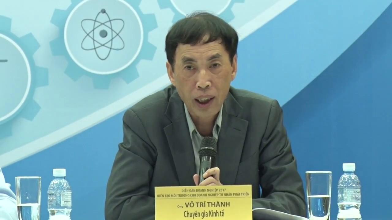 Tiến sĩ Võ Trí Thành