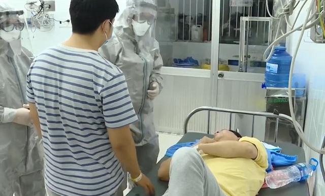 Bệnh nhân nhiễm virus corona được điều trị tại Bệnh viện Chỡ Rẫy, TP.HCM.