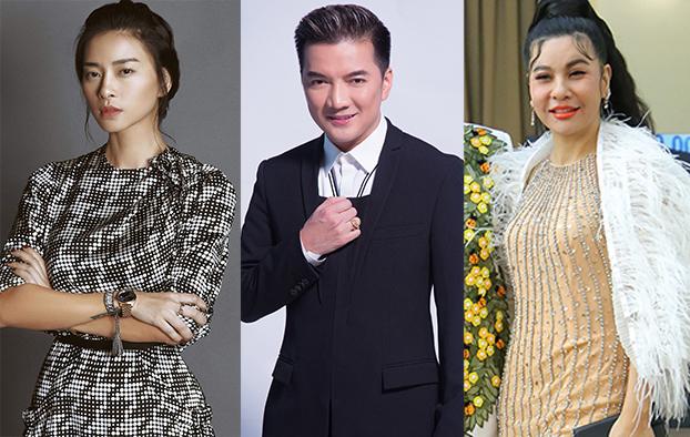 Ngô Thanh Vân, Đàm Vĩnh Hưng, Cát Phượng bị chỉ trích vì đưa thông tin sai lệch