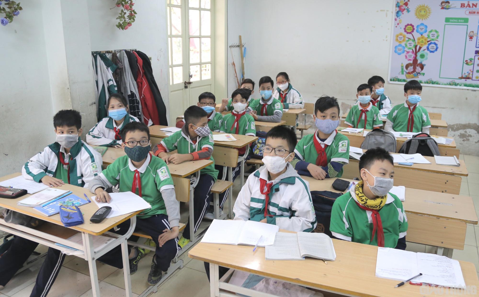 Trước khuyến nghị của Bộ Y tế về việc các địa phương không có dịch cho thể cho học