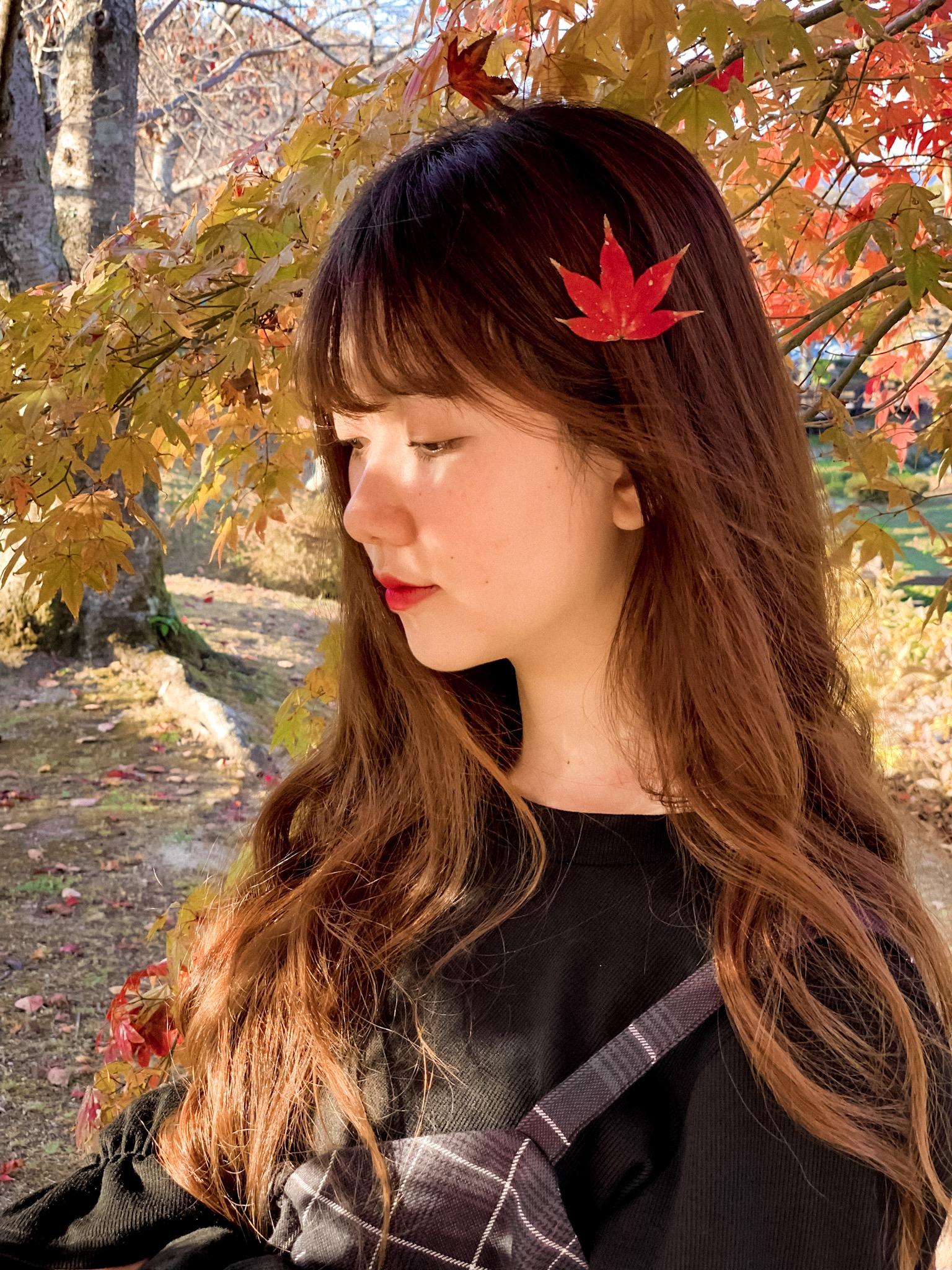 Mai Hải My là du học sinh Việt Nam tại Nhật Bản. Cô gái này cũng sở hữu vẻ ngoài vô cùng xinh xắn
