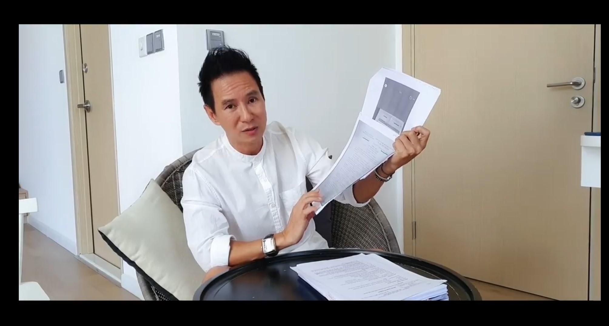 Lý Hải bức xúc vì bị ông Trương Minh Nhật kiện.