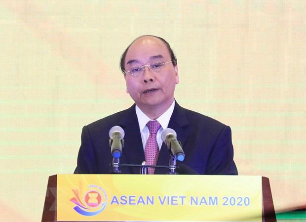 Thủ tướng Nguyễn Xuân Phúc (Ảnh: TTXVN)