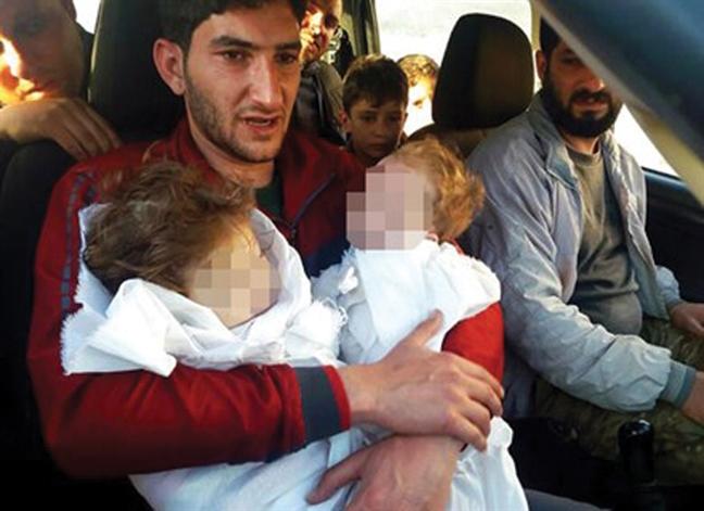 Syria:  Chien su leo thang, dan thuong lanh du