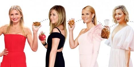 Thực đơn ăn kiêng Alkaline giảm cân hiệu quả của Jennifer Aniston