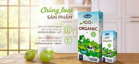 Organic - Xu huong song xanh khoi nguon tu ly sua huu co tuoi ngon thuan khiet