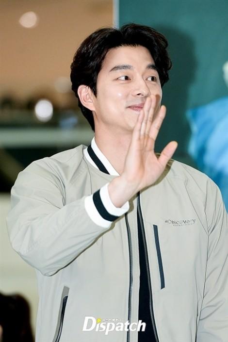 Style sân bay chất lừ của sao nam U40 xứ Hàn