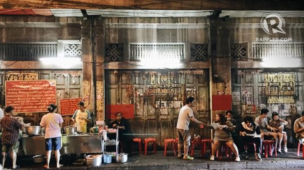 Bangkok dep het hang rong tren cac tuyen pho chinh