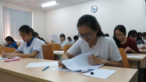 Hơn 800.000 thí sinh đăng ký thi THPT quốc gia