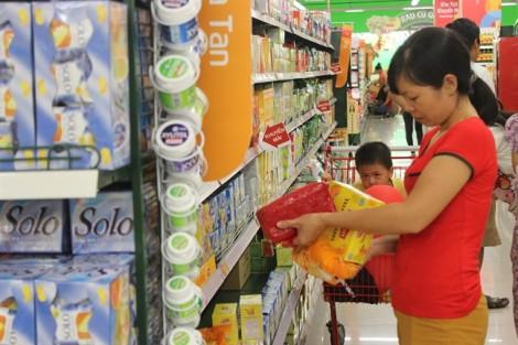 Hàng tiêu dùng nhanh đạt mức tăng kỷ lục