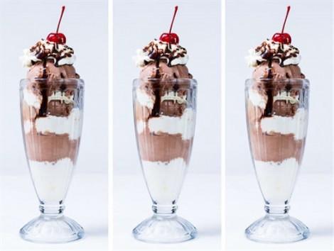 Giải nhiệt mùa hè với câu đố ly kem