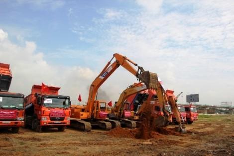 773 tỷ đồng xây dựng bến xe Miền Đông mới giai đoạn 1