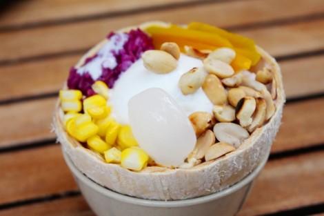 10 quán kem ngon quanh TP.HCM cho ngày nắng