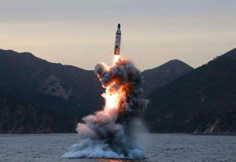 Triều Tiên tiếp tục phóng tên lửa không thành công