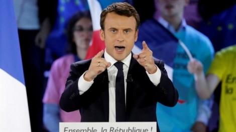 Bầu cử Tổng thống Pháp: Macron và Le Pen đối đầu trực diện