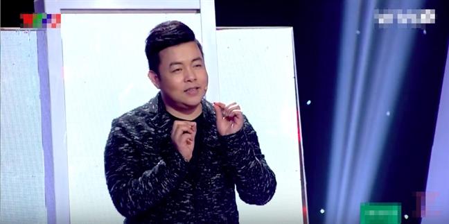 Ngoc Son tuc gian khi bi Quang Le 'sua lung'