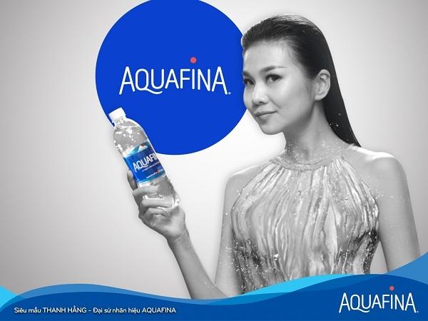 Aquafina Viet Nam ra mat thiet ke nhan chai moi voi dien mao hoan hao cho su thuan khiet