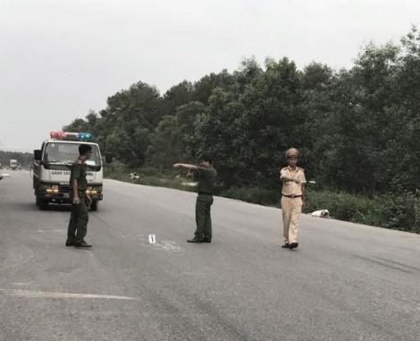 Khỏi tố, bắt tạm giam đối tượng tông xe khiến CSGT tử vong