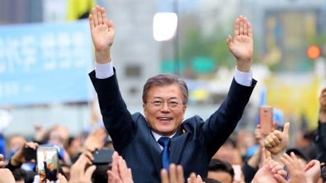 Moon Jae-in - Người duy nhất có thể tháo ngòi nổ ở Triều Tiên?