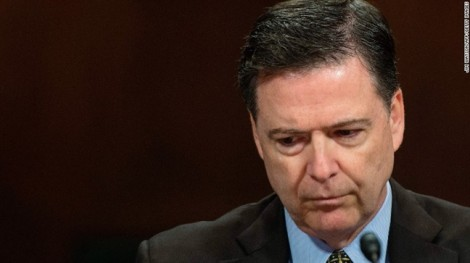 Tổng thống Trump sa thải Giám đốc FBI James Comey