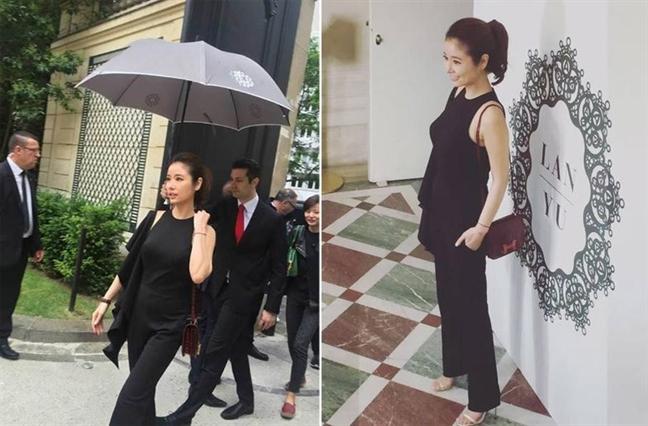 Bi quyet Lam Tam Nhu tuoi tan sau sinh con dau long o tuoi ngoai 40