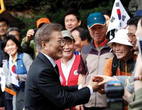 Sức mạnh mềm của tân Tổng thống Hàn Quốc