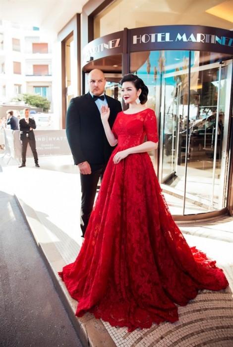 Nguyễn Thị Thành đến LHP Cannes 2017 với tư cách gì?